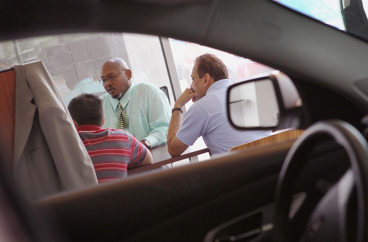 auto loans cosigner Newark